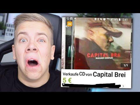 Capital BREI CD für 4 Euro... 😂 EBAY FAILS