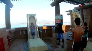 ОАЭ Дубай Atlantis Один из лучших в мире аквапарков
