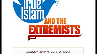 True Islam and the Extremists - Event at the Portland Rizwan Mosque