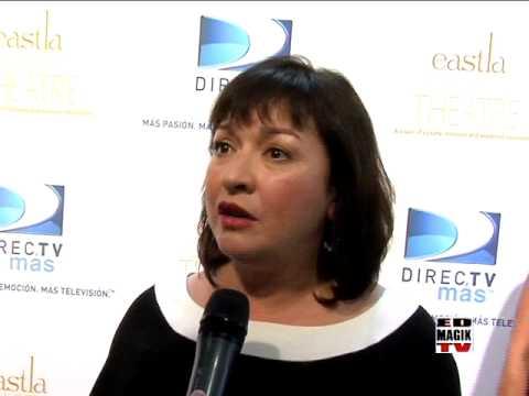 Elizabeth Peña at East L.A. Theatre Benefit