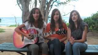 Brighter Than The Sun- Colbie Caillat Cover by Gardiner Sisters + Hartman House BamaJam