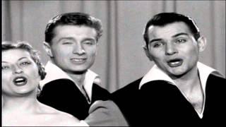 Les Trois Ménestrels * La Ballade des Baladins * 1958