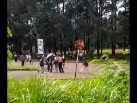 Ormas Bentrok di Bilabong Bogor (3)