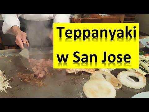 Teppanyaki W San Jose