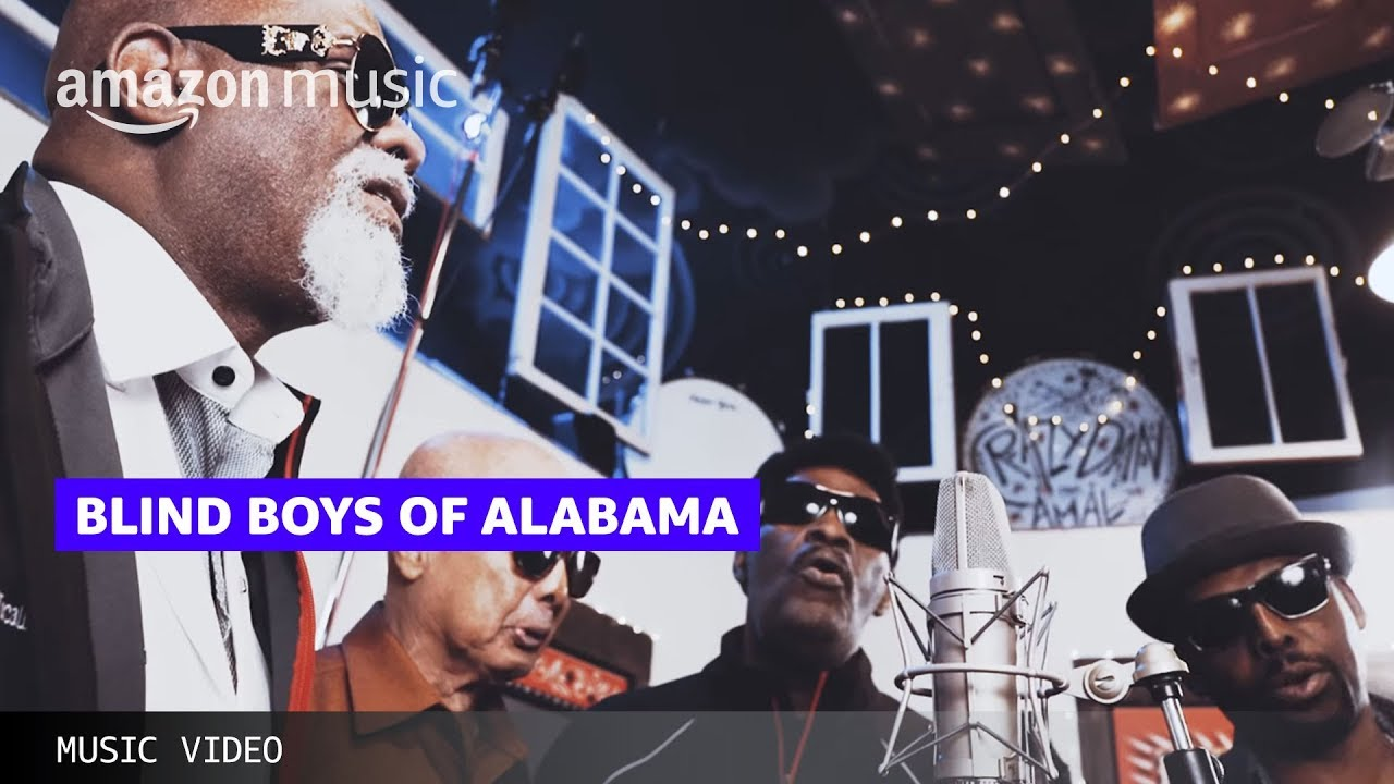 Video: Blind Boys of Alabama - 'Singing Brings Us Closer' | Amazon Music