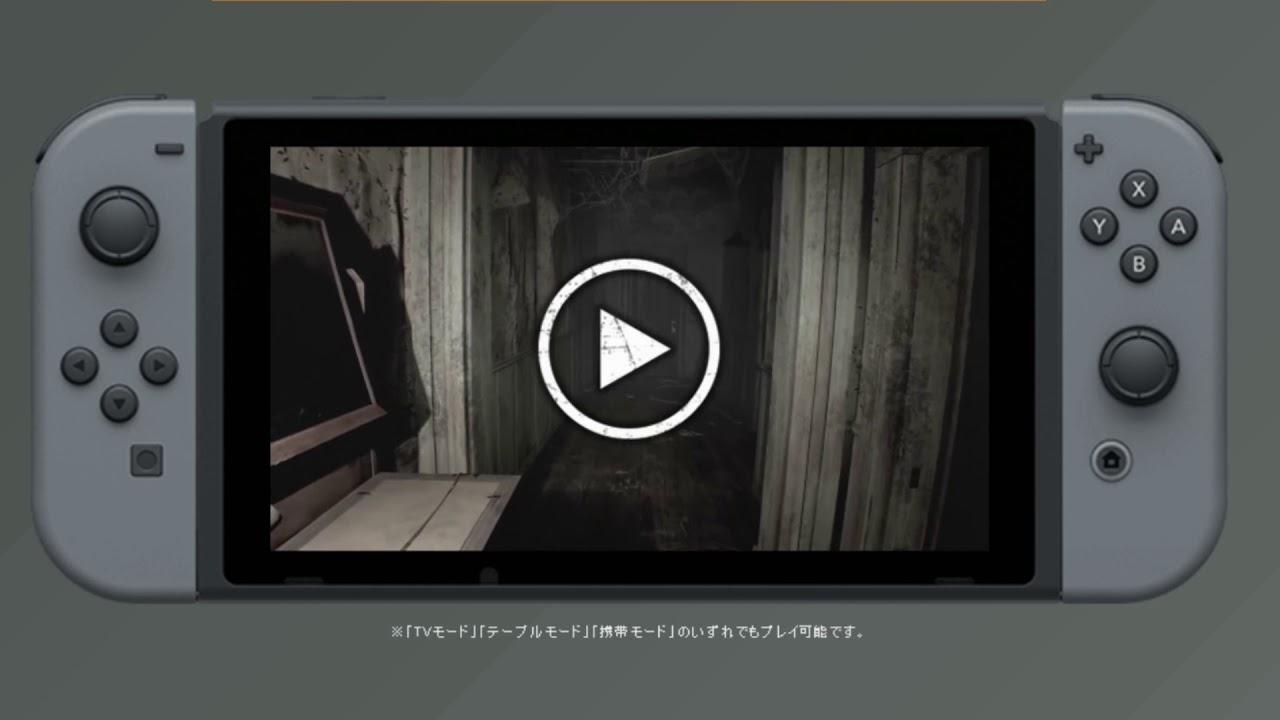 Biohazard 7 Resident Evil 7 Cloud Version Nintendo Switch