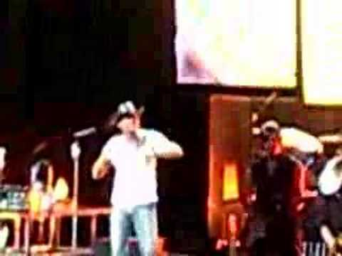 Tim McGraw - Tampa, FL - Southern Voice (new song May 2008)