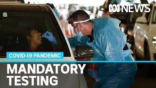 Victoria makes testing for coronavirus mandatory for returned travellers in quarantine