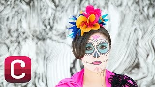 Dia de los Muertos Face Paint with Courtney Cerruti I Creativebug