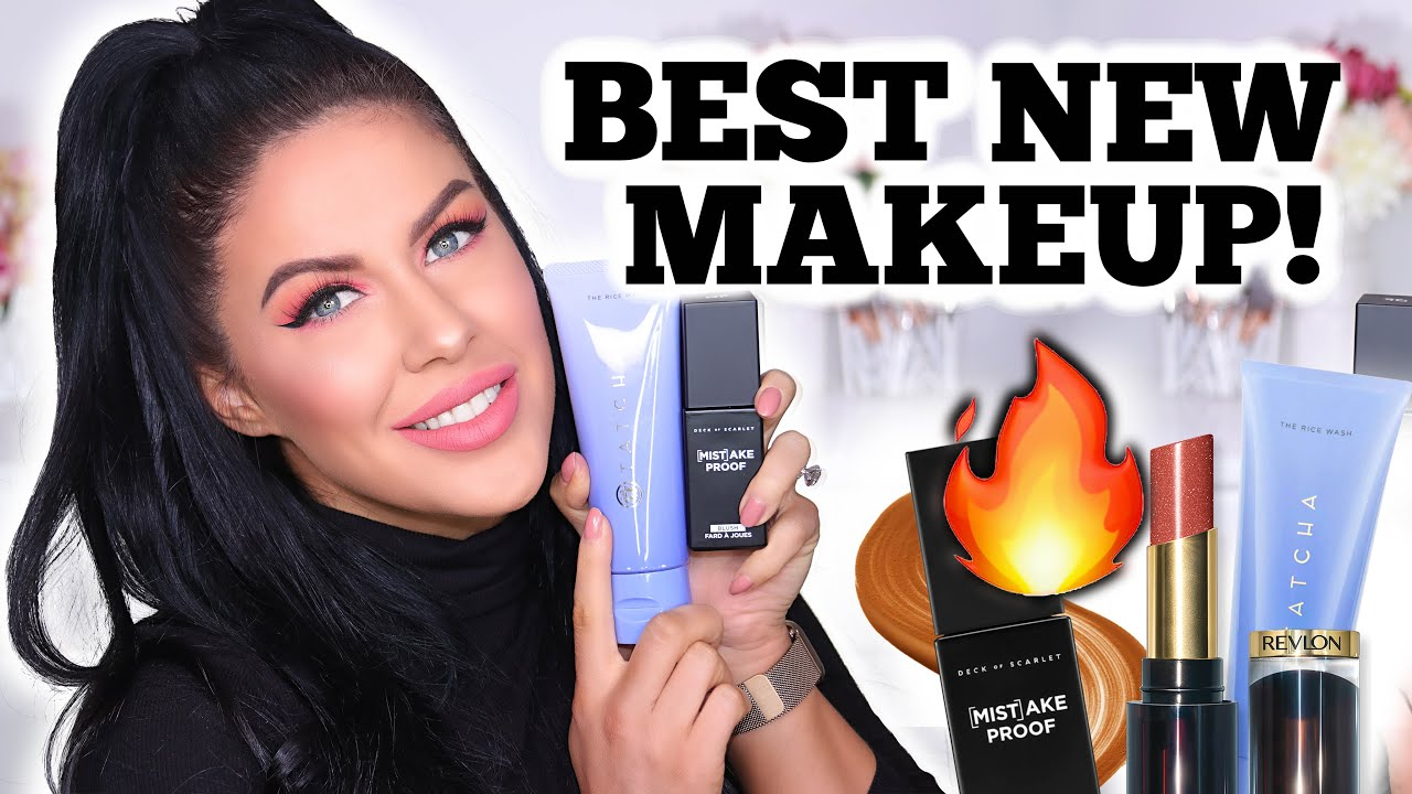 5 NEW PRODUCTS WORTH THE HYPE!! NEW MAKEUP & SKINCARE!!