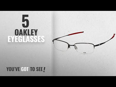 21353ab8892fa Top 10 Oakley Eyeglasses   Winter 2018    Oakley Prescription Eyeglasses  OX3133 - 0753 - Polished
