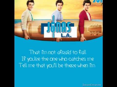 Jonas Brothers - Fall (Lyrics)