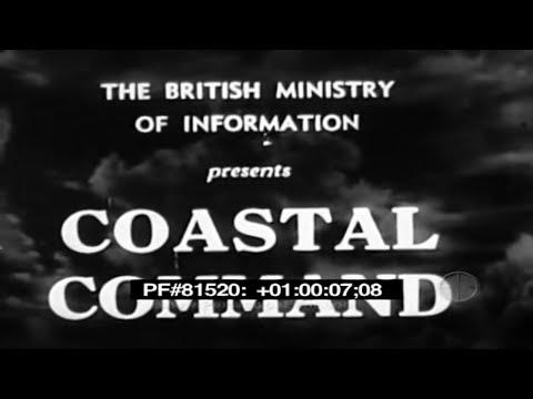 COASTAL COMMAND - RAF , WWII , Ralph Vaughan Williams 81520