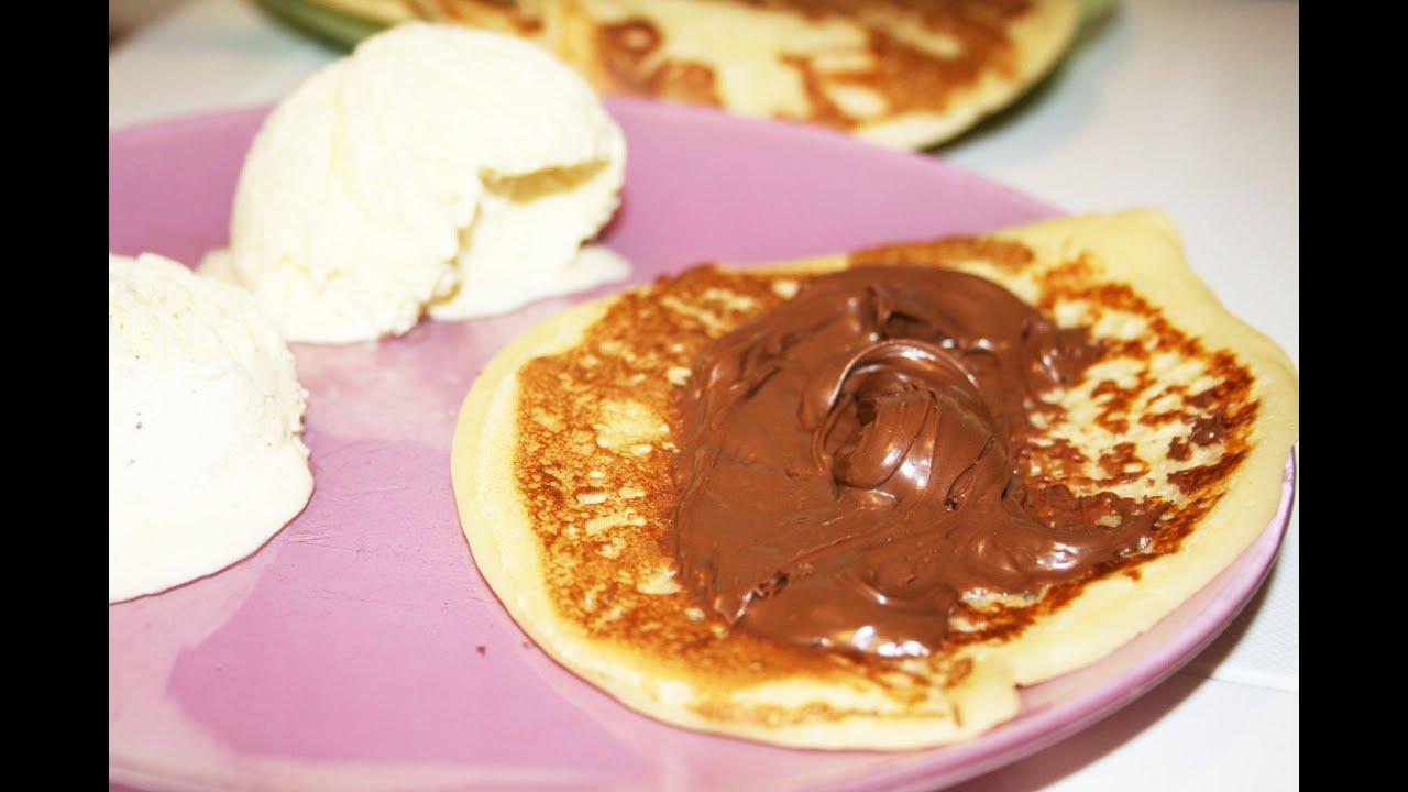 Pancakes Americains Faciles Youtube