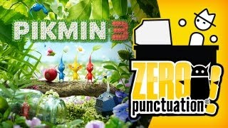 PIKMIN 3 (Zero Punctuation) (Video Game Video Review)
