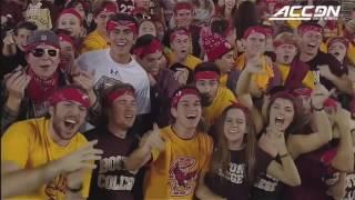 Clemson Football History 2016 - 17