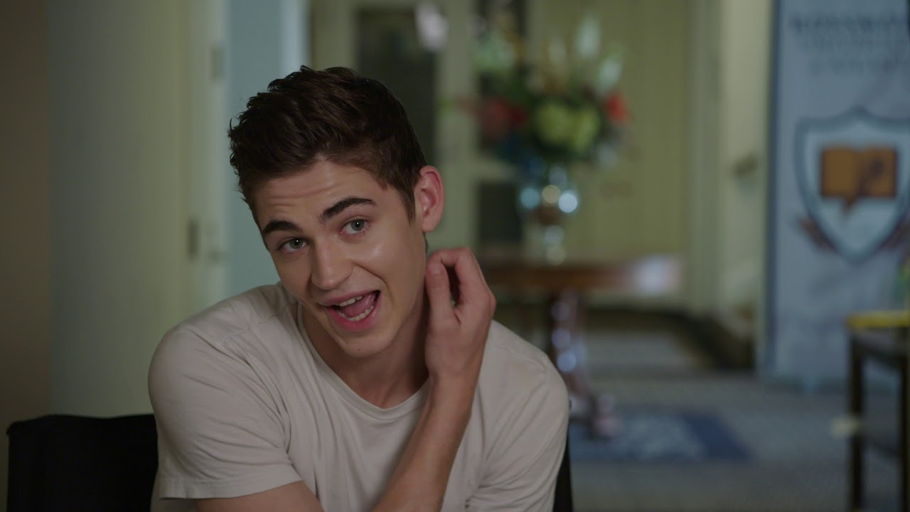 After Itw Hero Fiennes Tiffin Official Video Youtube