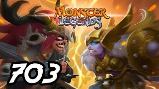 "Monster Legends - 703 - ""Big Monster Lab Update"""