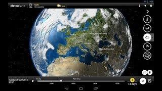 اجمل واحلى تطبيق لمشاهذة الطقس في الوقت الحالي screenshot 2