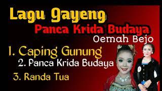 Lagu Gayeng Panca Krida Budaya sanggar Oemah Bejo