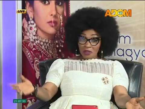 Kumkum Bhagya Chat Room - Adom TV (5-9-17)