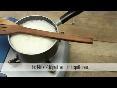 HOW TO PREVENT BOILING LIQUID FROM SPILLING - National Made Easy