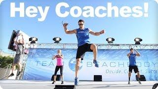 HEY COACHES! Subscribe to my YouTube Channel ▶ Tony Horton Fitness