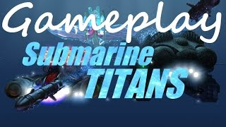 Submarine Titans Gameplay #Game classics# [Deutsch