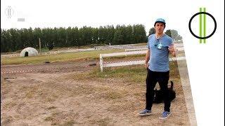 Dogatlon – Fodor Imi és Artúr a versenypályán
