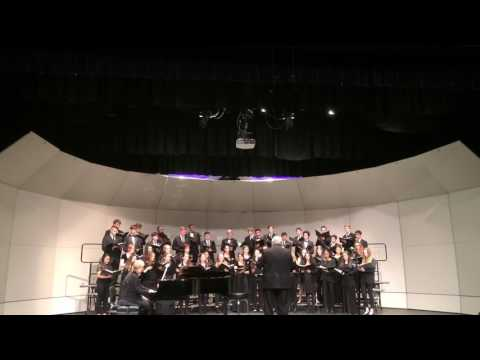 CAIS Honors Choir at Viewpoint School, Calabasas 2017-02-04
