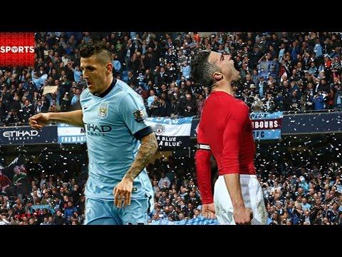 MANCHESTER DERBY [Manchester City Tactics]