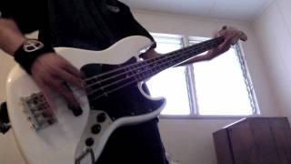 Rancid - Journey to the End of the East Bay (Bass Cover)