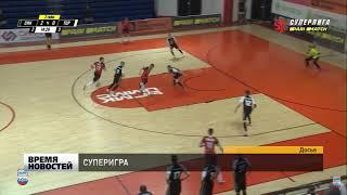 Серия плей офф Синара Торпедо чемпионата России по мини футболу переезжает в Нижний Новгород