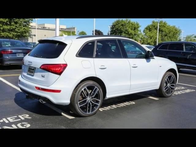 New 2016 Audi Q5 S-Line Competition Plus Naperville, IL #G744 - YouTube | Audi Q5 S Line Plus 2016 |  | YouTube