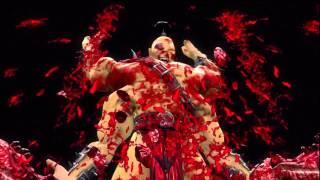 Mortal Kombat 9 Todos los Fatalities (Incluyendo a Skarlet, Kenshi, Rain, Freddy) Parte 2