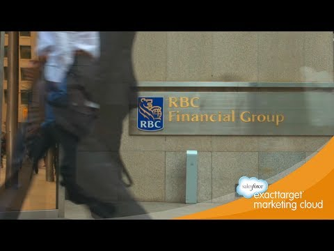 Royal Bank of Canada + Salesforce Marketing Cloud