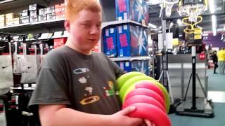 VLOG: Dunhams sports