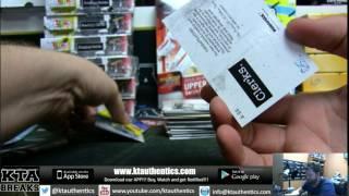 KTAuthentics - 2017 upper deck clerks movie trading cards 1 hobby box break - djkb