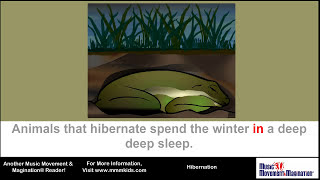 HIbernation Read-along Sing-along Video