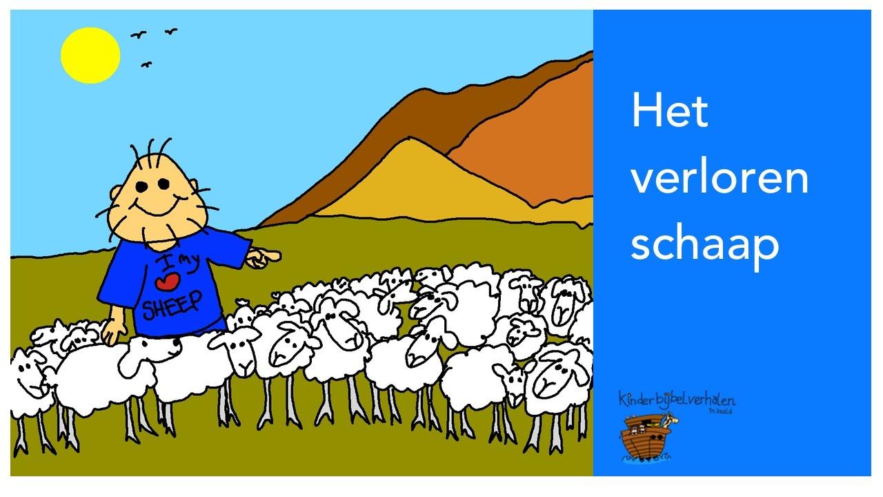 het verhaal van het verloren schaap