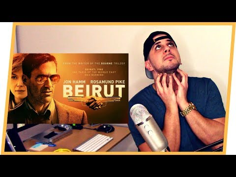 BEIRUT | Official Trailer [LEBANESE REACTION IN ENGLISH]