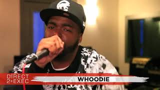 Whoodie Performs at Direct 2 Exec NYC 2/11/18 - Atlantic Records