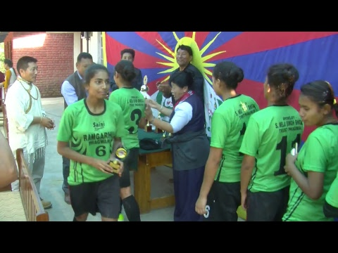 Tibetan Women Football Tournament- Final