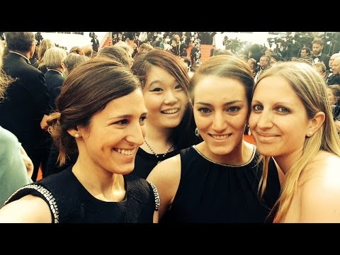 Film Marketing and Distribution MA students visit the Cannes Film Festival