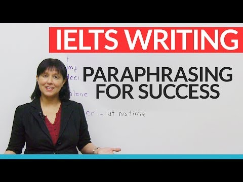 Vocabulary for IELTS & TOEFL Essay Success