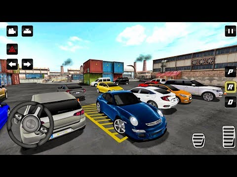 Parking School Simulator #10 - Car Games Android gameplay