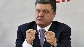 Пиноккио Порошенко о потерях украинской армии