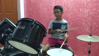 Sathyan Athreyan drum cover - karuppu nerathazhagi - komban