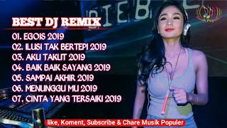 ILUSI TAK BERTEPI VS AKU TAKU - DJ BREAKBEAT REMIX 2019