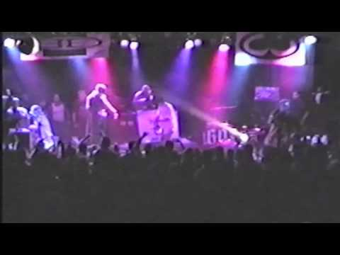 """Kottonmouth Kings """"Suburban Life"""" live at the Roxy Theatre 1998 Royal Highness Record Release show"""